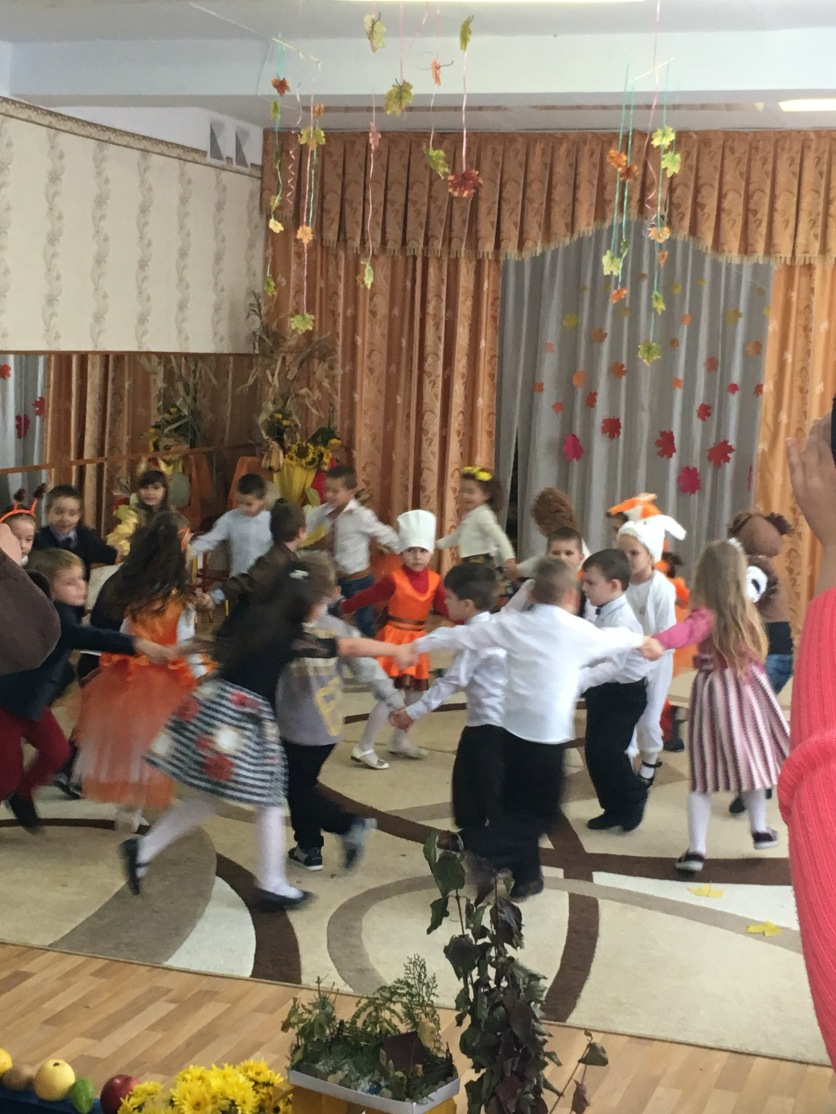 Dancing the Hora in a double CircleS
